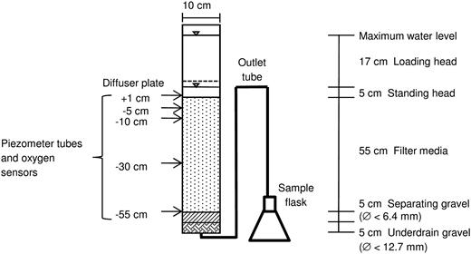 Schematic of experiment.