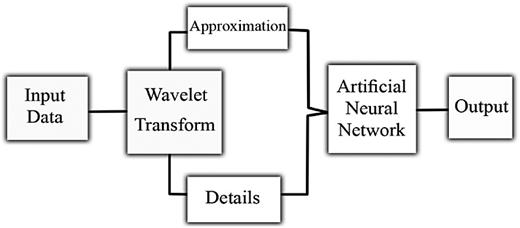 General procedure of WANN model.
